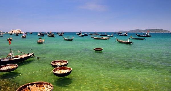 Cùng vé máy bay đi Quy Nhơn thăm Cù Lao Xanh