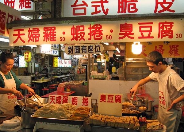 Những khu chợ đêm để thưởng thức ẩm thực tại Đài Bắc