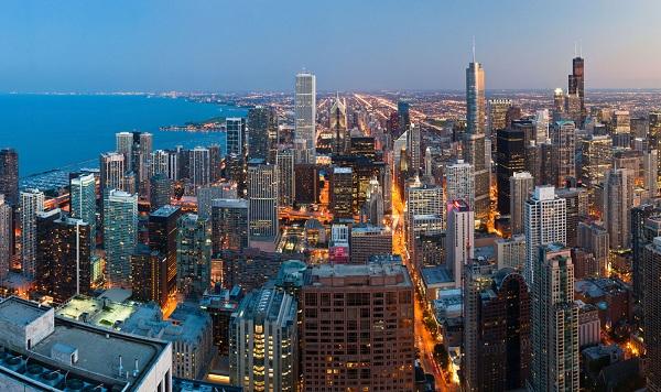 Chicago, thành phố của gió có những gì?