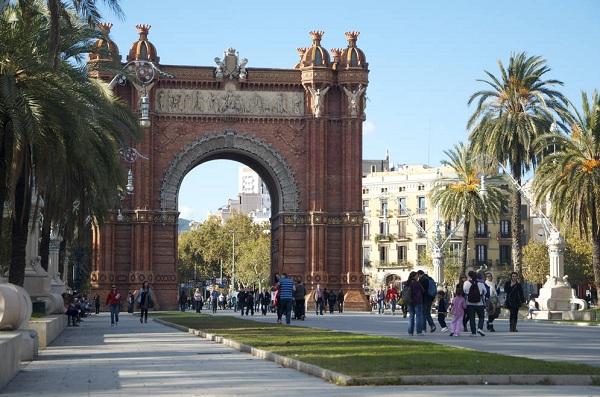 Các khu dân cư sành điệu nhất trong Barcelona