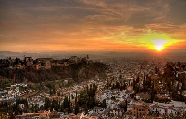 Cùng khám phá vùng đất xinh đẹp Tây Ban Nha nhé!