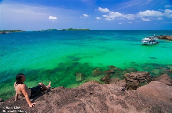 Vé máy bay đi Phú Quốc - Khám phá vẻ đẹp hoang dại hiếm có Hòn Móng Tay