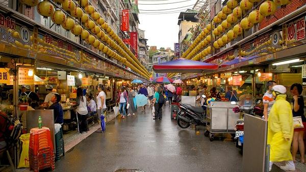 Những thực phẩm đường phố ngon tuyệt cú mèo của Đài Loan