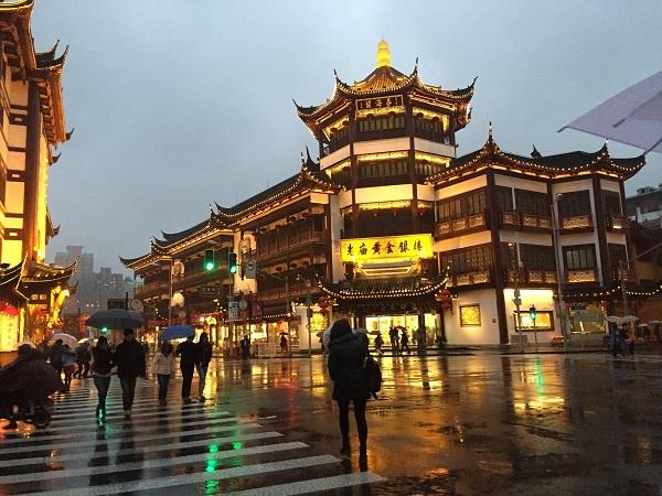 Top 4 trung tâm mua sắm tại Thượng Hải