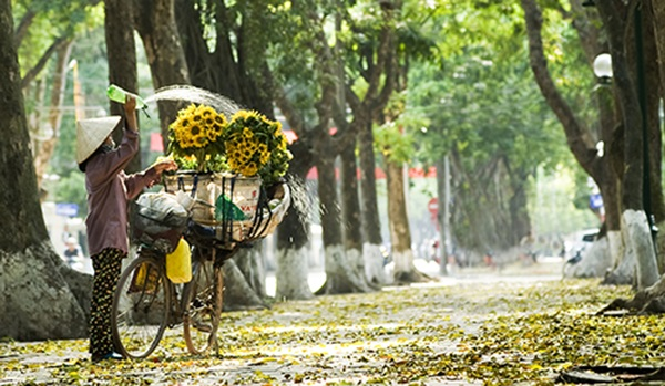Vé máy bay đi Hà Nội - Một Hà Nội thơ mộng