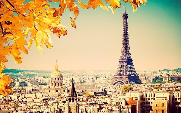 Du lịch Pháp- đất nước của sự lãng mạn