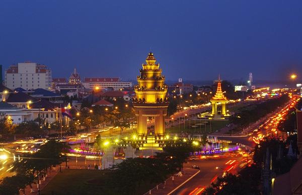 Có gì hấp dẫn khi du lịch đất nước Campuchia