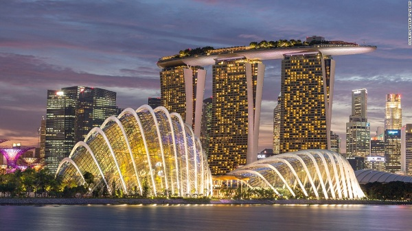 Singapore và những điều quyến rũ khó từ chối