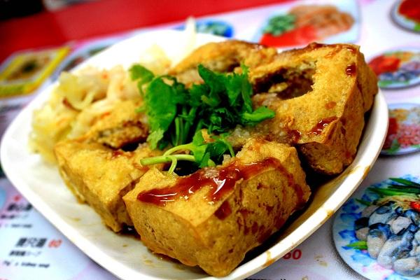 Stinky Tofu ( Đậu phụ thối)