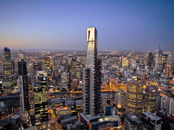 Ngỡ ngàng với những tòa nhà cao nhất tại Úc