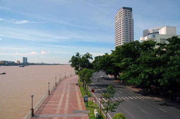 Vé máy bay đi Đà Nẵng - Đà Nẵng thành phố sạch và ko ăn xin
