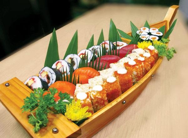 Địa điểm tốt nhất để thưởng thức Sushi ngon tuyệt ở Philadelphia