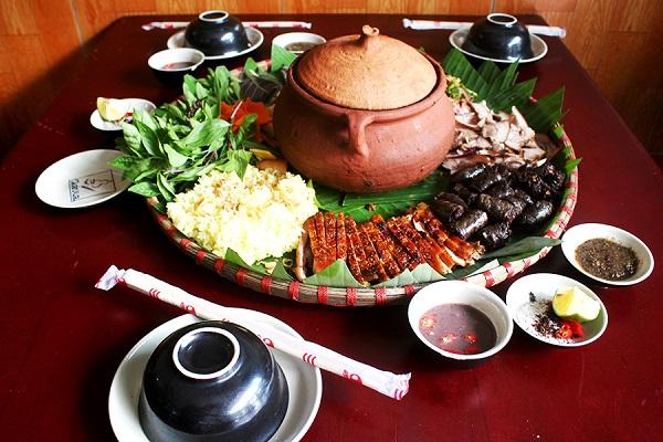 Vé máy bay đi Hà Nội - Thưởng thức nét ẩm thực ở Hà Nội