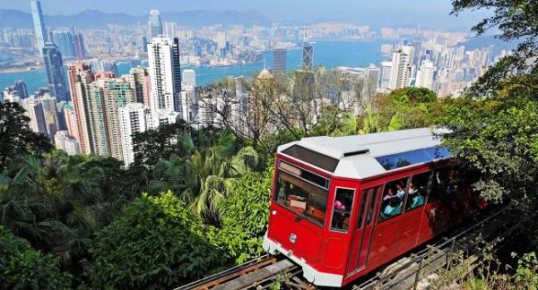 Mua vé máy bay đi Hongkong giá rẻ tháng 11/2016