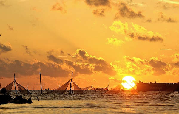 Tham quan cảnh đẹp tại mũi Cà Mau và mốc tọa độ Quốc Gia Từ thành phố Cà Mau