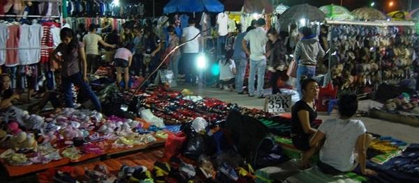 Vé máy bay đi Sài Gòn - Chợ đêm Thủ Đức