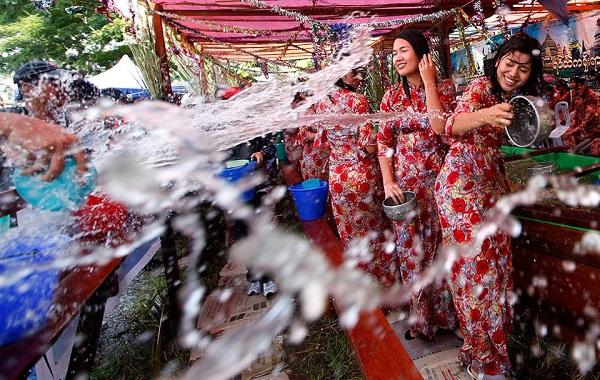 lễ hội của Myanmar