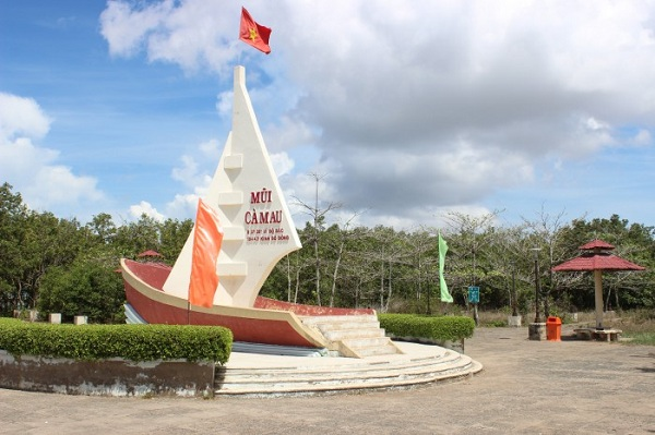 Khai phá những điểm đến nổi tiếng của Cà Mau