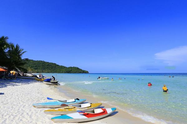 Vé máy bay đi Phú Quốc - Thoải mái nghĩ dưỡng vui chơi ở Phú Quốc