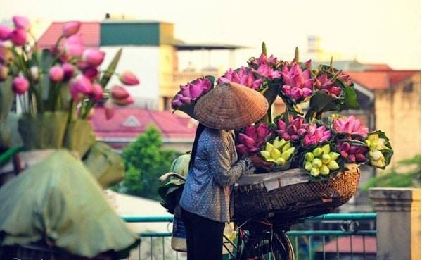 Vé máy bay đi Hà Nội - Khám phá vẻ đẹp thủ đô