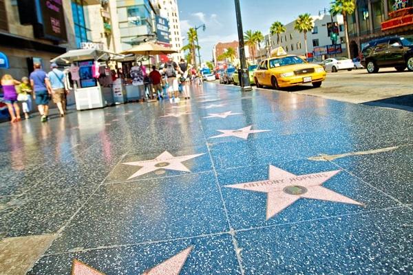 Đại lộ Danh vọng Hollywood