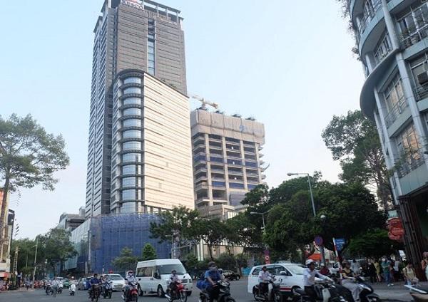 Vé máy bay đi Sài Gòn - Địa điểm thuận lợi, quy mô lớn ở Saigon Centre