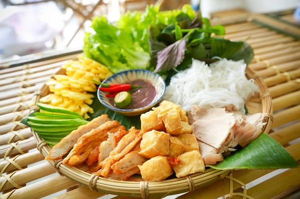 Vé máy bay đi Hà Nội - Món ngon ẩm thức Hà Nội