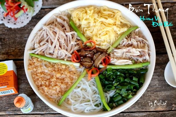 Thủ đô Hà Nội và những món ăn không bao giờ quên
