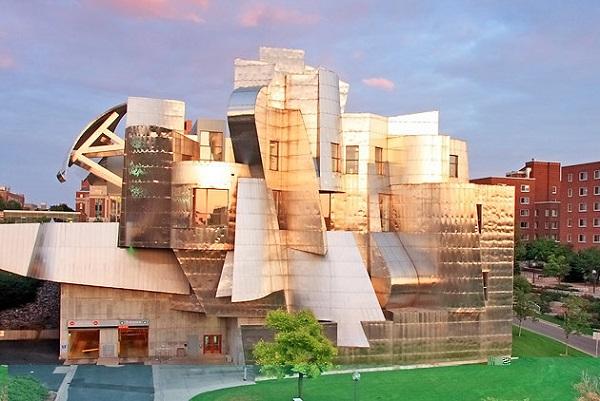 Minneapolis trung tâm của nghệ thuật nước Mỹ