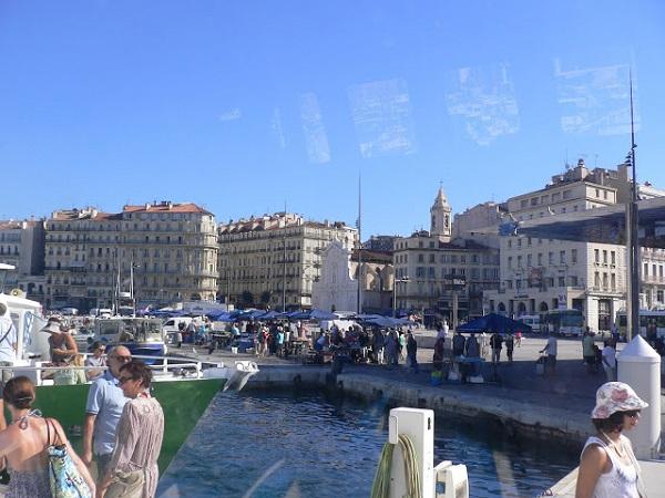 Bến cảng cũ Marseille