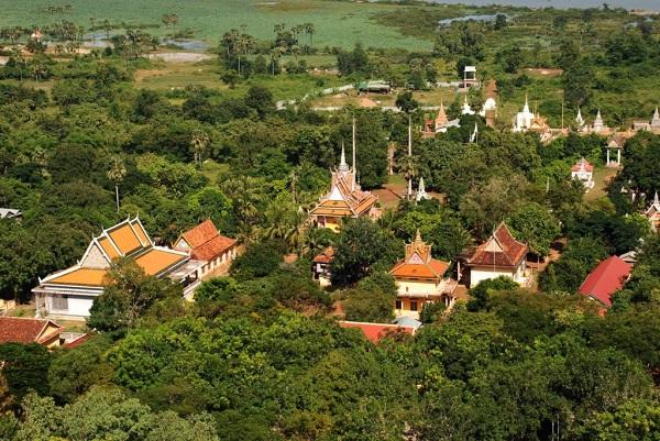 Thông tin vé máy bay tháng 12/2016 đi Phnom Penh mới nhất
