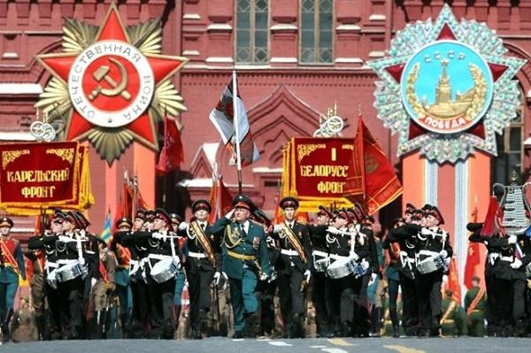 Những lễ kỷ niệm hàng năm của Nga