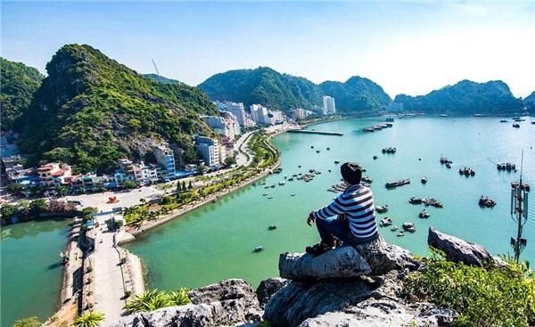 Vé máy bay đi Hải Phòng - Khám phá khu du lịch Cát Bà