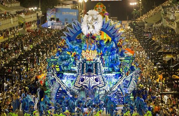 Những lễ hội đầy màu sắc tại Tây Ban Nha