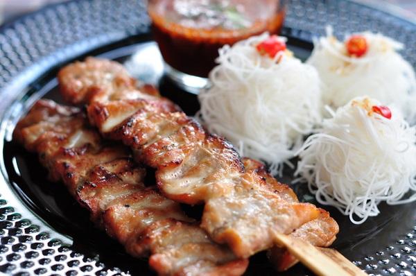 Những món ăn bình dị mà đậm chất Lào