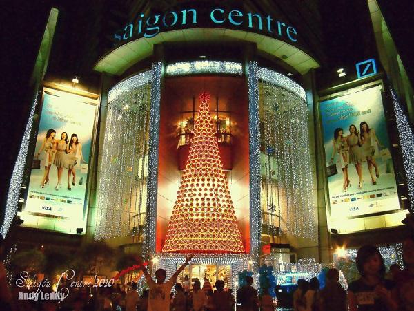 Đi tìm hiểu nguyên nhân làm nên tên tuổi Saigon Centre
