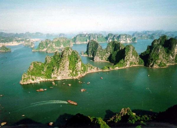 Vé máy bay đi Hải Phòng - Vịnh Lan Hạ