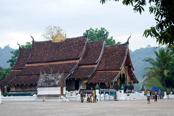 chùa Xieng Thong