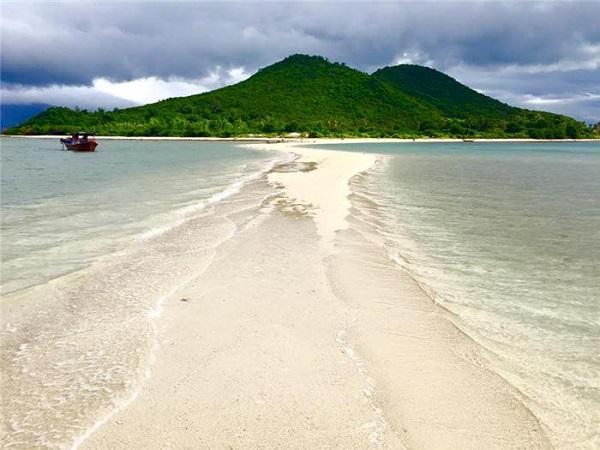 Đảo Điệp Sơn- Khánh Hòa