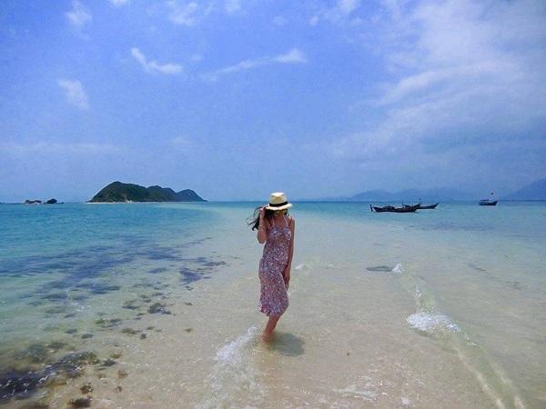Đảo Nhất Tự Sơn- Phú Yên