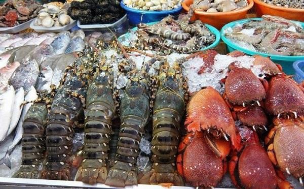 Cùng vé máy bay đi Nha Trang khám phá hải sản tươi ngon tuyệt vời