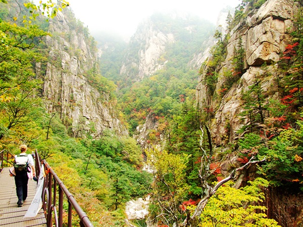 Núi Seorak