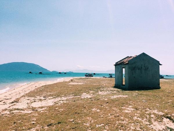 Vé áy bay đi Nha Trang - Điểm tổ chức cắm trại, đốt lửa và chơi thú vị ở Điệp Sơn