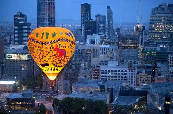 Melbourne đẹp say lòng người, một khi đã đến thì chẳng muốn về