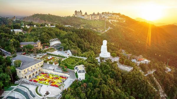 Bà Nà Hills – Đường lên tiên cảnh tại Đà Nẵng