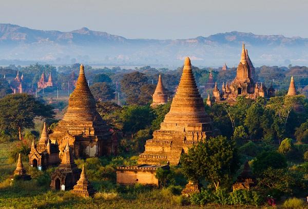 Thông tin vé máy bay tháng 12/2016 đi Myanmar mới nhất