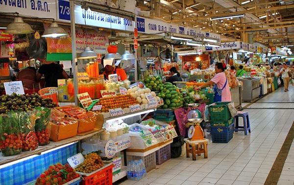 Những khu chợ sôi động trong hành trình khám phá Bangkok