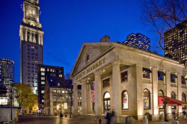 Boston – thành phố lịch sử đầy hấp dẫn ở Mỹ