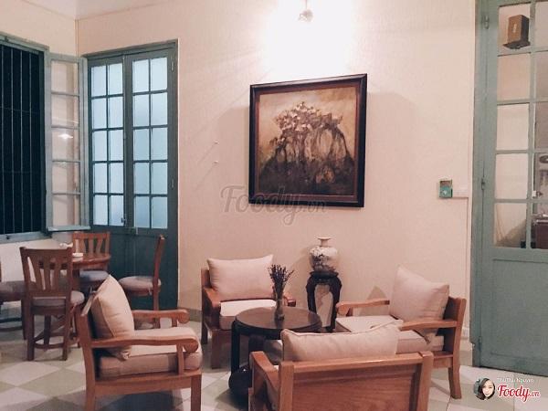 Vé máy bay đi Hà Nội - Khám phá không gian Hanoi 67 Cafe