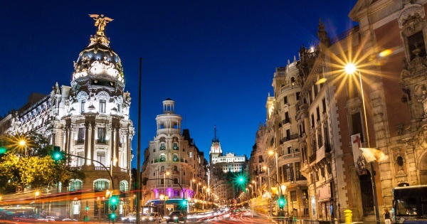 Phát cuồng khi được thưởng thức ẩm thực Madrid ngon hết sẩy